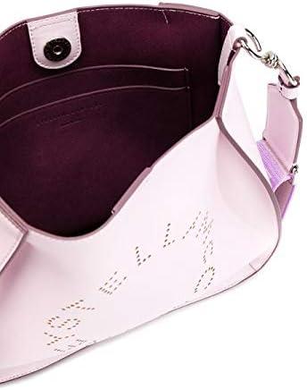 Stella McCartney Luxury Fashion Donna 700073W85425310 Rosa Poliestere Borsa A Spalla | Primavera-estate 20