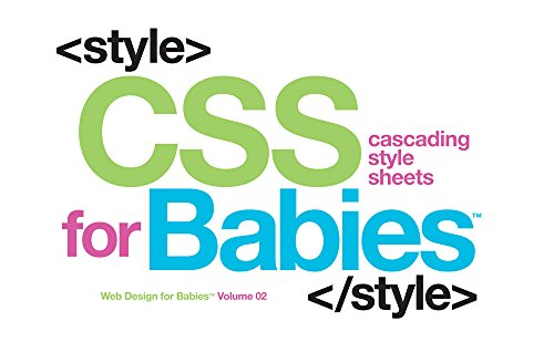 2: CSS for Babies (Code Babies) cover
