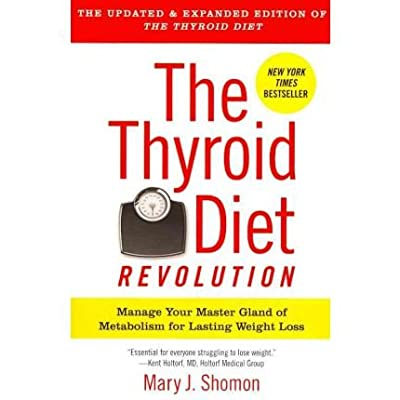 The Thyroid Diet Revolution: Mary J. Shomon: Office Products