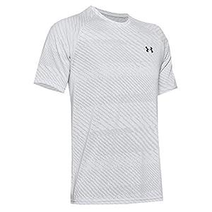 Best Epic Trends 41OZjJ%2B8zML._SS300_ Under Armour Men's UA Tech HeatGear Short Sleeve T-Shirt Tee (M, Very Light Grey)