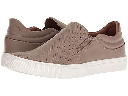 Steve Madden Women's Essa Slip-on Snekaer Grey 7.5 M US