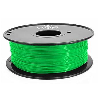 Amazon.com: gizmodorks 3 mm (2.85 mm) PLA Filamento 1 KG/2.2 ...