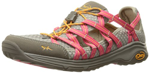 Chaco Women's Outcross Evo Free Sport Water Shoe, Rouge, 10 M US by Chaco