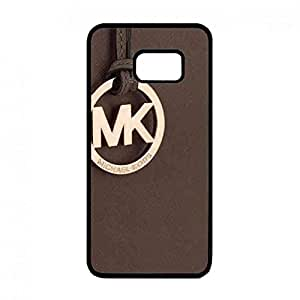 The MK Michael Kors Logo Phone Funda,MK Michael Kors Cover Phone Funda,Samsung Galaxy S6EdgePlus Phone Funda