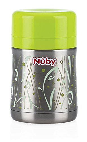 Nuby Stainless Steel Thermos, Colors May Vary by Nuby (Image #7)