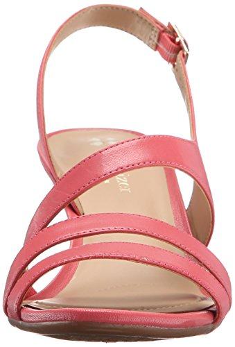 Naturalizer sandalias la vestido mujer Taimi Coral de qwqU4TPp6