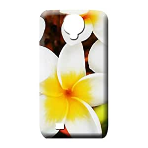 samsung galaxy s4 cell phone carrying skins PC First-class Protective Cases pretty plumeria