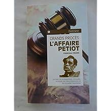 Affaire Petiot (L')