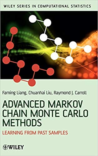 Amazon com: Advanced Markov Chain Monte Carlo Methods: Learning from