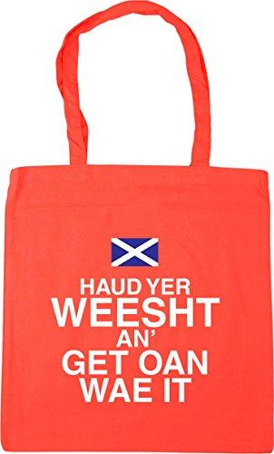 an x38cm wae Haud 10 42cm Bag Coral get HippoWarehouse yer Shopping weesht Beach oan litres Tote it Gym S1qwtFt