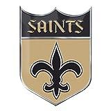 nfl car emblem - NFL New Orleans Saints Alternative Color Logo Emblem