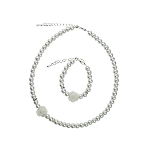 Crystal Dream Simulated Necklace Bracelet product image