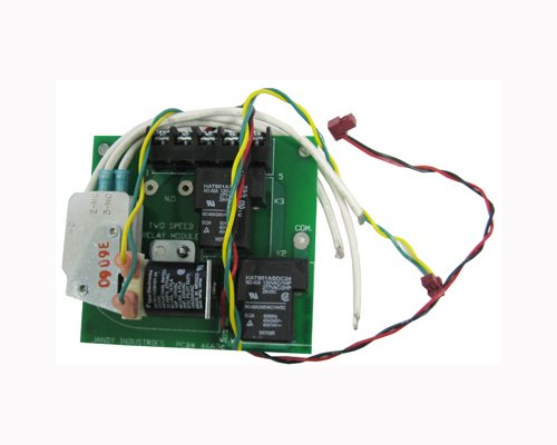 Zodiac R0406300 2-Speed Pump Relay Module Replacement for Zodiac Jandy JI Series (2 Speed Pump Relay)