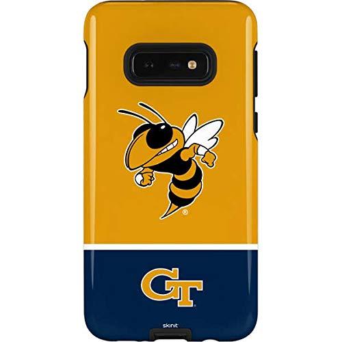 half off d975d 94ac5 Amazon.com: Skinit Georgia Tech Yellow Jackets Galaxy S10e Pro Case ...
