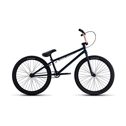 Redline Bikes Asset 24 Freestyle BMX, Blue (Best 24 Bmx Bike)