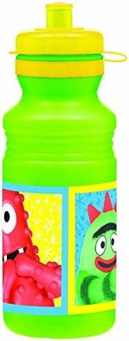 16 oz Green Amscan Hip /& Hop Yo Gabba Gabba Drink Bottle Birthday Party Favors /& Prize