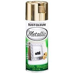 Metallic Spray, Gold, 11-Ounce