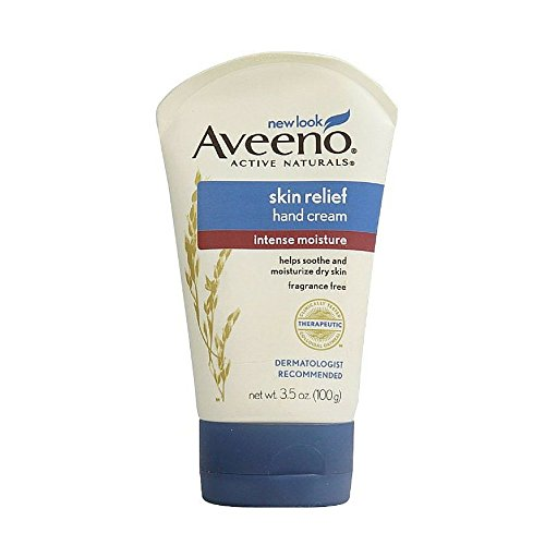 Aveeno Relief for Dry Skin, 3.5 Oz (Pack of 10) by JOHNSN