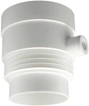 Kondensationsabfluss für Lüftungsrohr Abluftrohr Abluftkanal