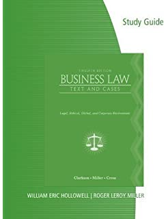 Edition alternate 12th edition pdf law business
