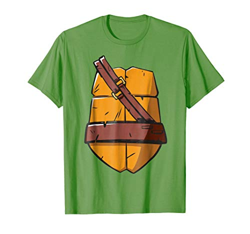 Teenage Mutant Ninja Turtles Shell T-Shirt]()