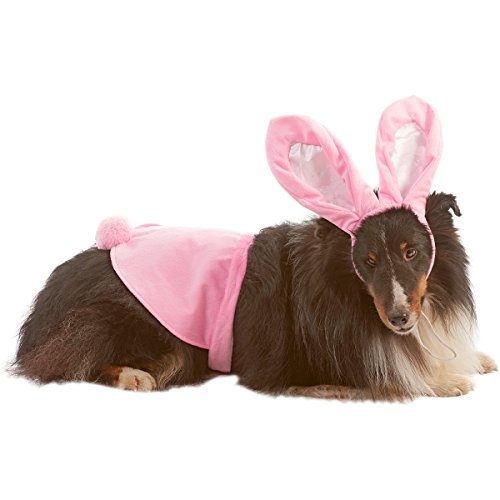 Bunny Dog Costume-Extra Large