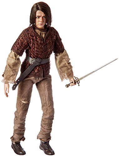 ThreeZero Game of Thrones: Arya Stark 1: 6 Scale Action Figure