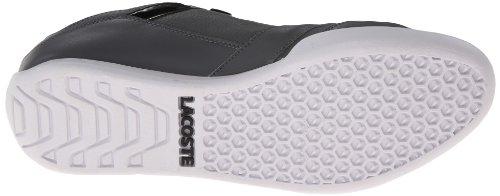 Lacoste Hombres Telesio Ciw Sneaker Gris / Negro
