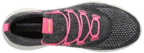 Mujer Skechers15667 Multi para Ultra Revolution Negro Go Walk wzqrFXz