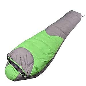 Saco de dormir, adecuados para el clima cálido y el invierno de peso ligero impermeable