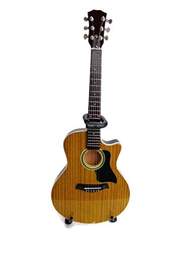 Miniature Axe (Axe Heaven AC-004 Miniature Taylor Guitar Cutaway Spruce)