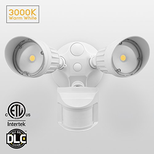 Dual Head Motion Activated Photocell Waterproof Illumination product image