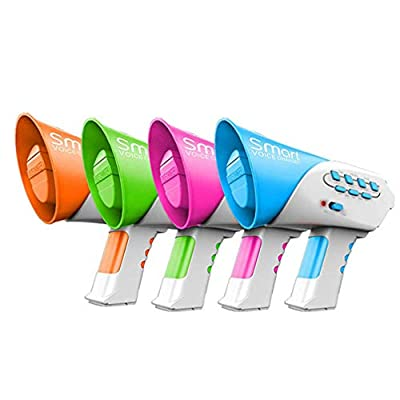 STOBOK Kids Voice Changer Toy Funny Party Prank Toy Voice Change Megaphone Toy for Boys and Girls (Green): Health & Personal Care