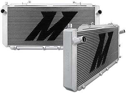 Silver Mishimoto MMRAD-MR2-90 MR2 Performance Aluminium Radiator 1990-1997