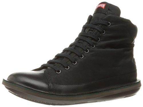 Kampeerwinkel Heren Kever Laarzen Fashion Sneaker Zwart 1