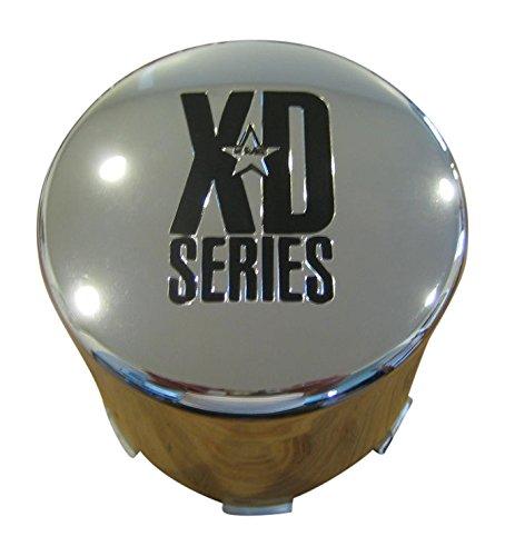 xd series rims chrome - 6
