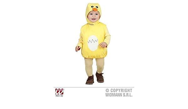 Disfraz infantil / Traje Puffy Pollo / Disfraz de pollito ...