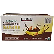 Kirkland Signature Organic Chocolate Banana Almond