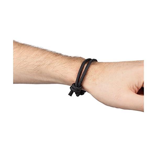 Wind Passion Highest Quality Nautical Braided Bracelet for Stylish Men