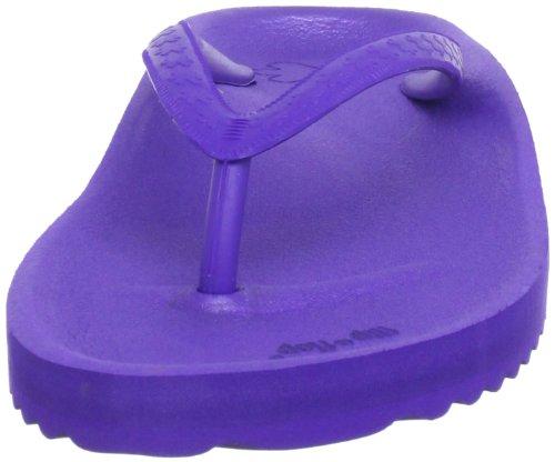 Flip Flop apparel Daybed Pure 30126 - Chanclas de caucho para mujer Blau (pacific 466)
