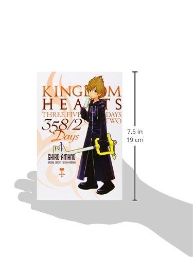 Kingdom Hearts 358/2 Days, Vol  1 - manga: Shiro Amano