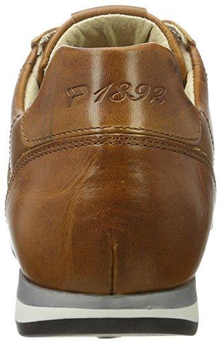 Patrick Fonc Footgun 892 Hommes Baskets 1 cognac Brun rq0OwvrxB