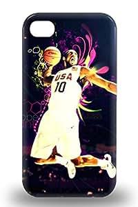 Tpu Protector Snap NBA Los Angeles Lakers Kobe Bryant #24 3D PC Case Cover For Iphone 4/4s ( Custom Picture iPhone 6, iPhone 6 PLUS, iPhone 5, iPhone 5S, iPhone 5C, iPhone 4, iPhone 4S,Galaxy S6,Galaxy S5,Galaxy S4,Galaxy S3,Note 3,iPad Mini-Mini 2,iPad Air )