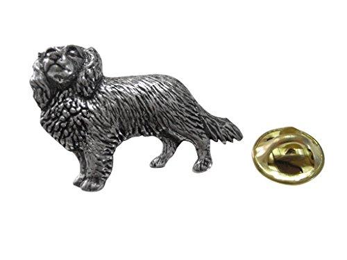 Cavalier King Charles Spaniel Dog Lapel Pin