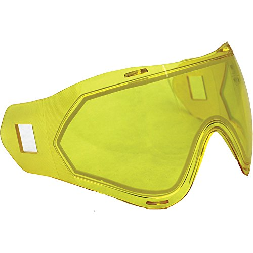 Sly Valken Paintball Profit/SC/Identity Goggle Thermal Replacement Lens - Yellow by Sly