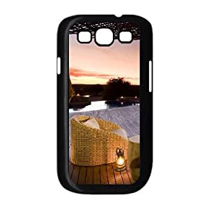 Samsung Galaxy S 3 Case, outdoor furniture Case for Samsung Galaxy S 3 Black
