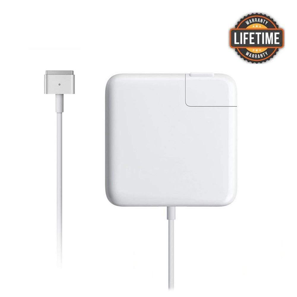for Mac Book Air Released After Mid 2012 45w T-Type Magsafe2 Replacement Power Adapter for MacBook Air 11-inch /& 13 inch Mac Book Air Charger