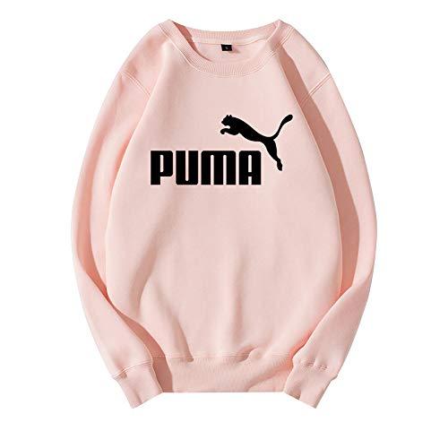 TSNMNB Puma suéter 2018 Camisa Deportiva Casual sin Tapa otoño e ...