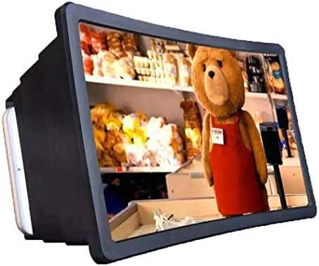 Pudrew Pantalla del teléfono móvil Lupa Protección para los Ojos Amplificador de Lupa de Video 3D Soportes: Amazon.es: Electrónica