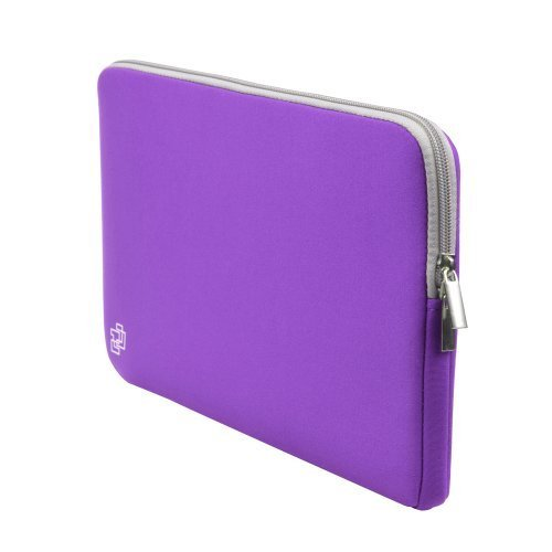 Case Star® Neoprene Laptop Notebook Ultrabook Sleeve Case for Macbook Pro Air 15/15.6-Inch and Other Brand 15-Inch Laptop- HP Dell Toshiba ASUS Sony Lenovo Samsung